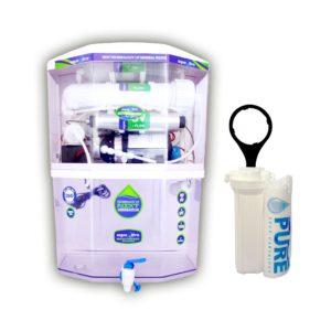 Aqua Ultra A400 RO UV UF TDS Alkaline Water Purifier