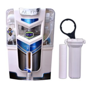 Aqua Ultra Magic Computer Control RO UF,B12 Technology Water Purifier