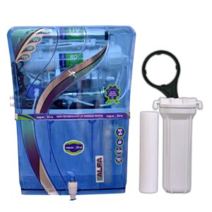 Aqua Ultra Alfa T Plus RO UV UF Alkaline Water Purifier