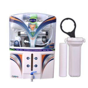 Aqua Ultra Oppo RO+UV+UF+TDS controller Alkaline Water Purifier