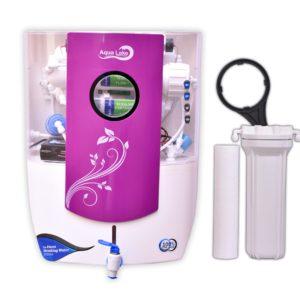 Aqua Ultra Lake RO+UV+UF+TDS controller Alkaline Water Purifier