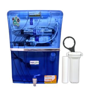 Aqua Ultra Blue Sea RO+11W UV(OSRAM, Made In Italy) +B12+TDS Contoller Water Purifier