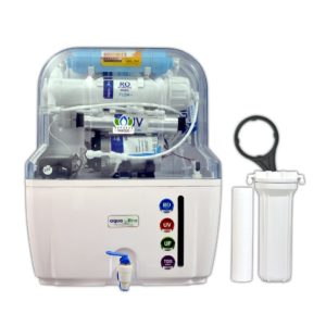 Aqua Ultra Classic RO+11W UV(OSRAM, Made In Italy) +B12+TDS Controller Water Purifier