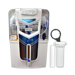 Aqua Ultra Gold RO+11W UV(OSRAM, Made In Italy) +B12+TDS Contoller Water Purifier