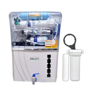 Aqua Ultra Pride RO+11W UV+B12+TDS Contoller Water Purifier